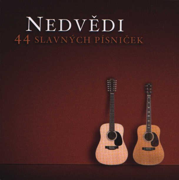 Nedvědi - 44 slavných písniček CD 1