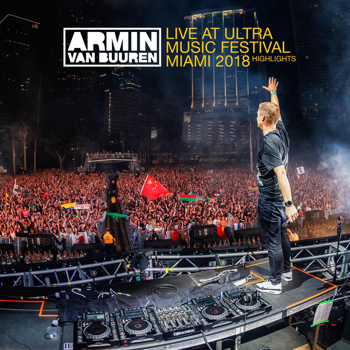 Armin van Buuren - Live at Ultra Music Festival M