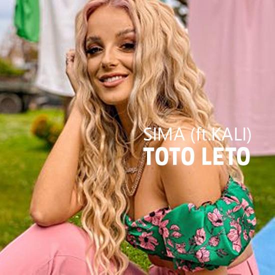 Sima feat. Kali - Toto leto -single