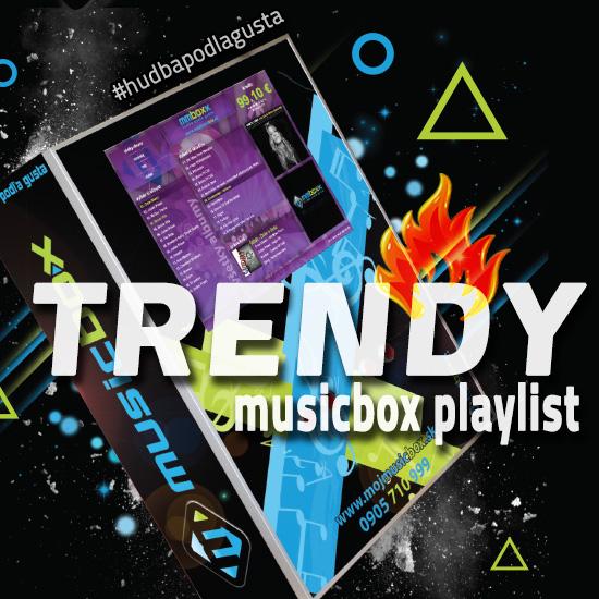 01MUSICBOX - T.R.E.N.D.Y (musicbox playlist)