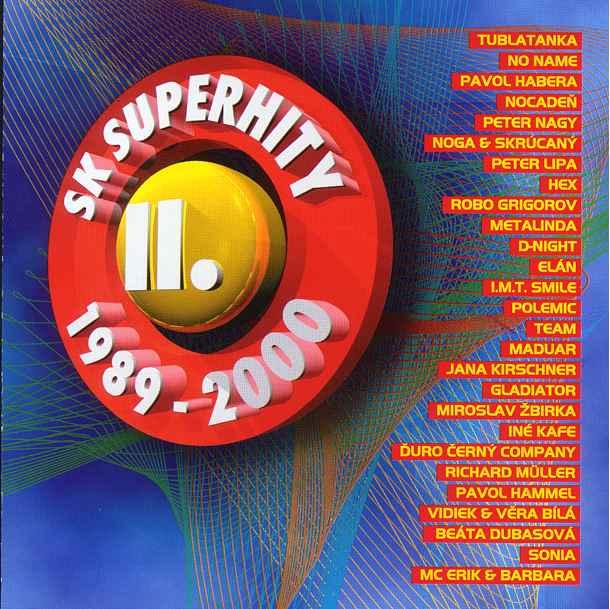 Sk superhity  - 1989-2000 CD 2