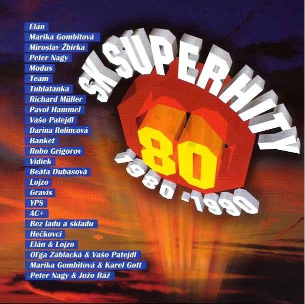 Sk superhity  - 1980-1990 CD 2